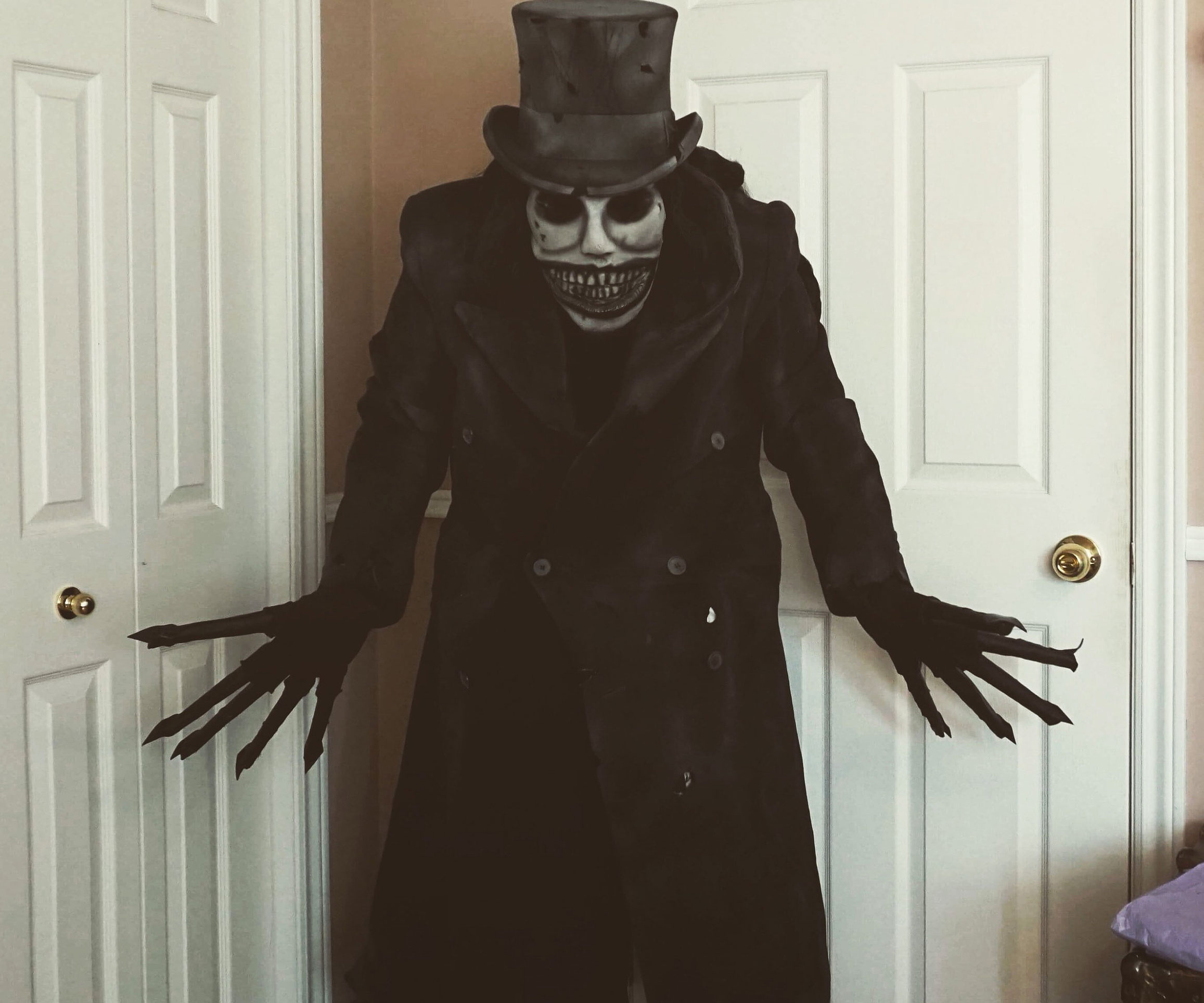 Flipboard The Babadook Costume