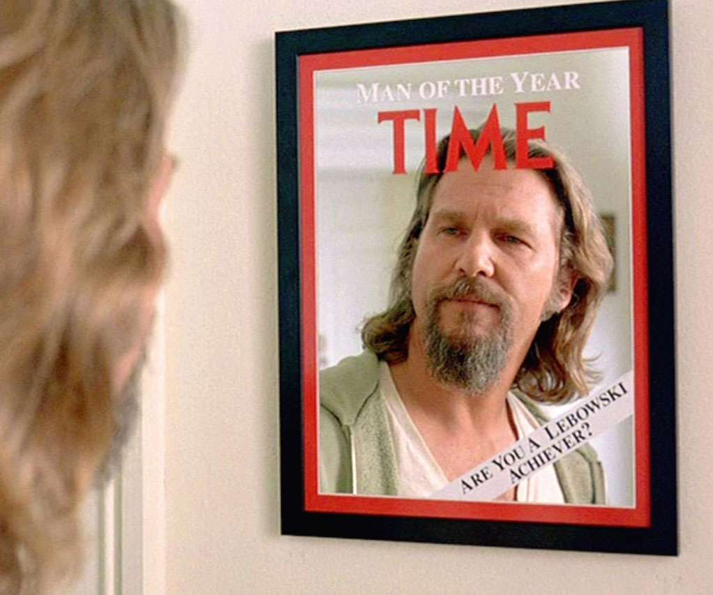 Time Magazine Man Of The Year Mirror - coolthings.us