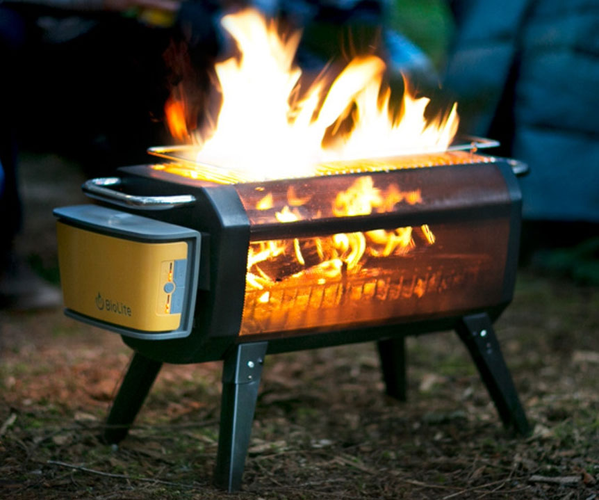 BioLite Smokeless Firepit