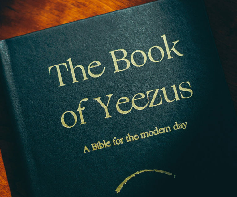 The Book Of Yeezus - coolthings.us