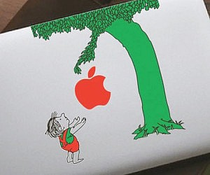 The Giving Tree MacBook St...
