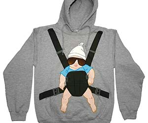 The Hangover Baby Hoodie