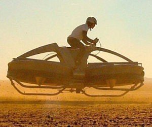 Gravity Defying Hoverbike