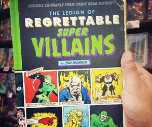 The League of Regrettable ...