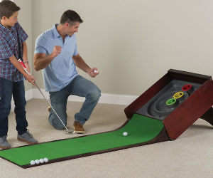The Putting Arcade
