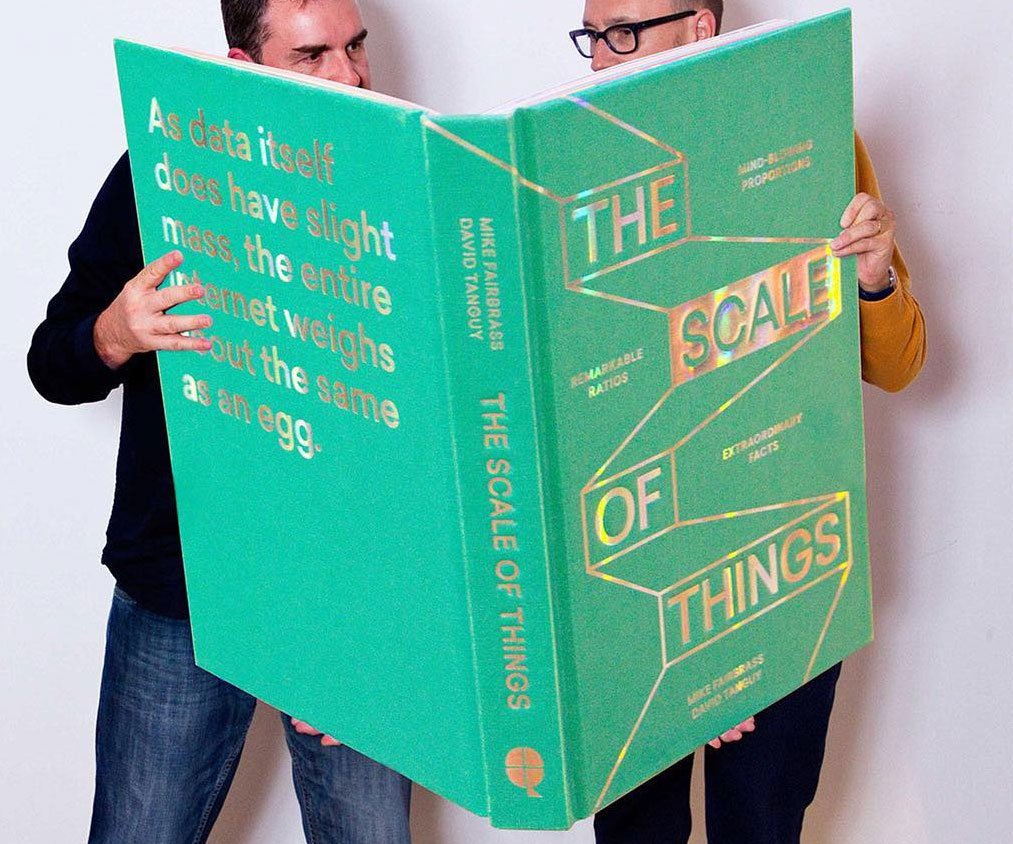 The Scale Of Things Book