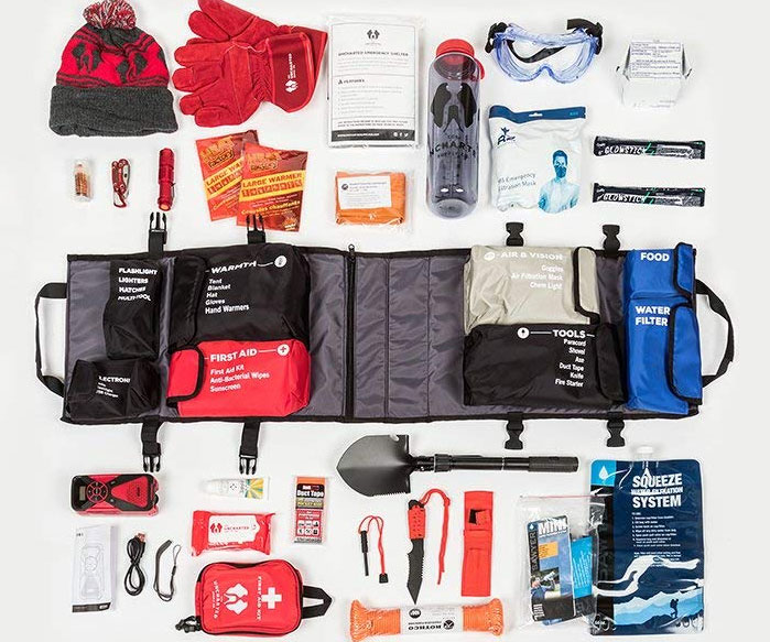 The 72 Hour Survival Kit Backpack - coolthings.us