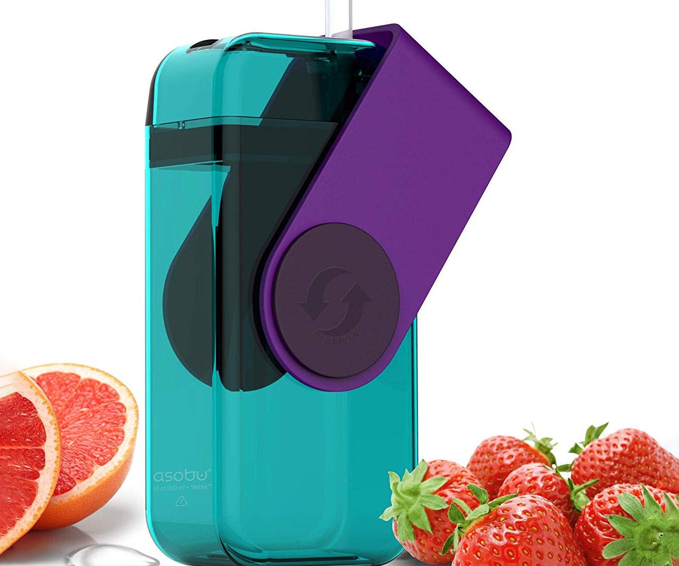The Unbreakable & Reusable Juice Bo