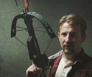 The Walking Dead Daryl's Crossbow