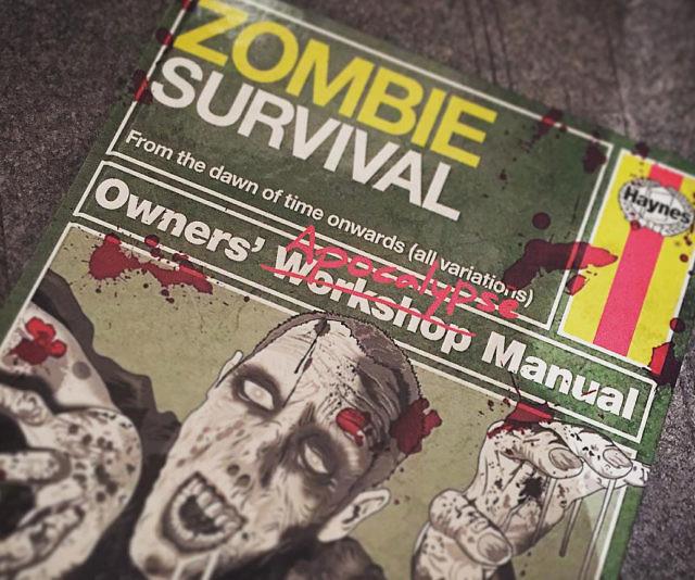 The Zombie Apocalypse Survival Manual