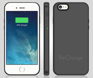 World's Thinnest iPhone Charger Case