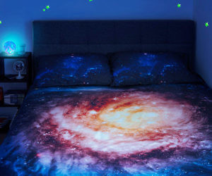 Spectacular Galaxy Duvet Cover Set