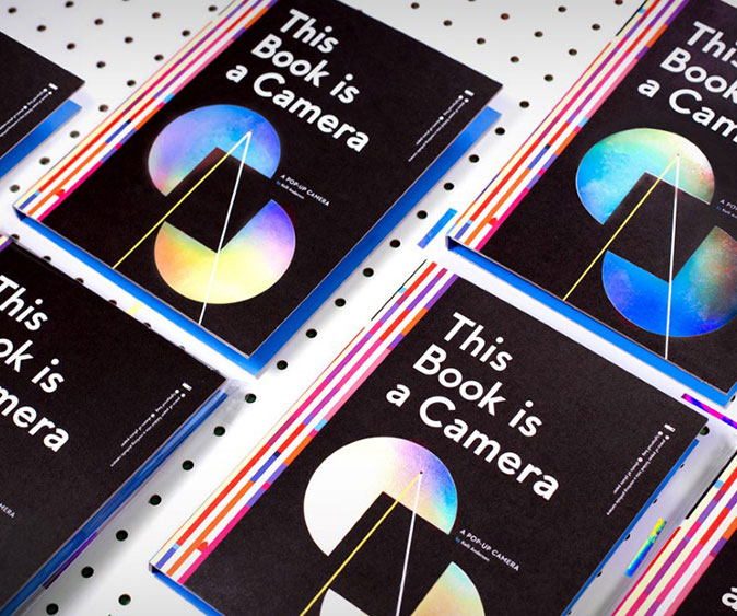 This Book Is A Camera - coolthings.us