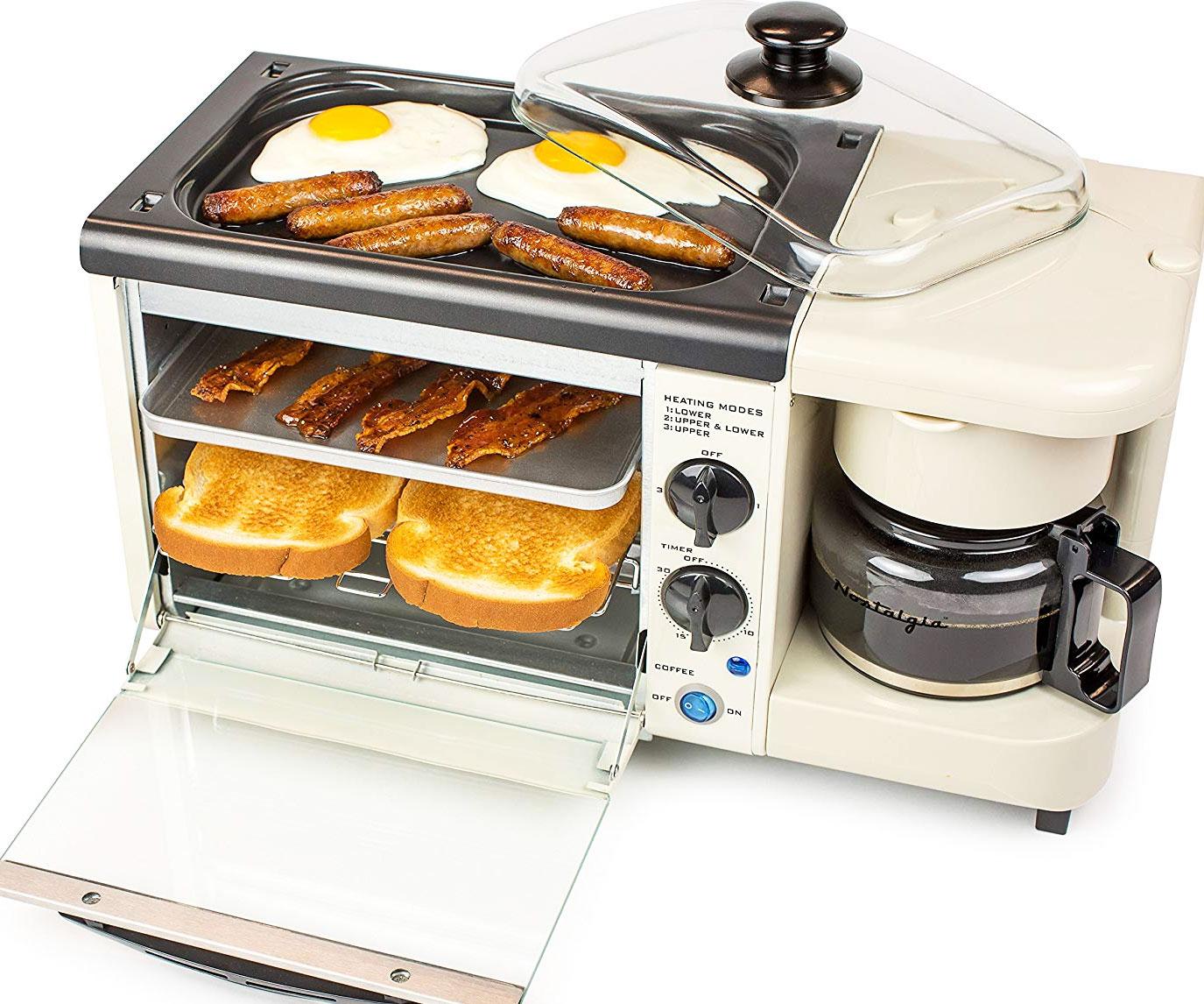 All-In-One Breakfast Machine