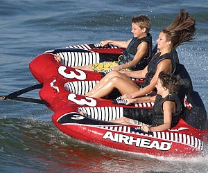 Three Person Towable Inflatable