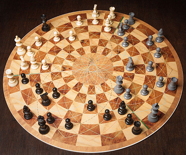 Three Player Chess