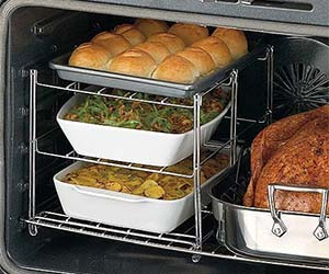 Three Tier Oven Rack