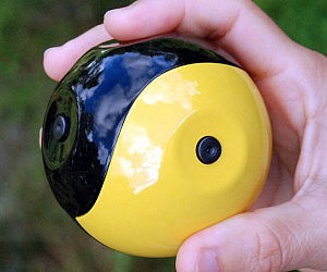 Throwable Panoramic Camera