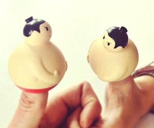 Thumb Sumo Wrestlers