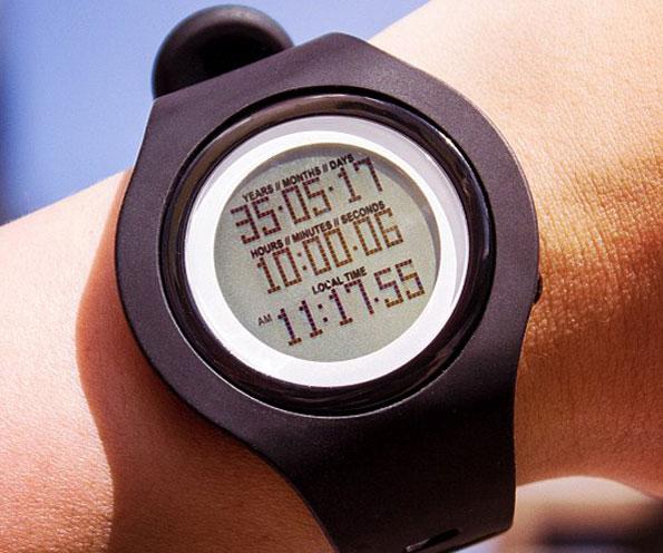 Death Countdown Watch