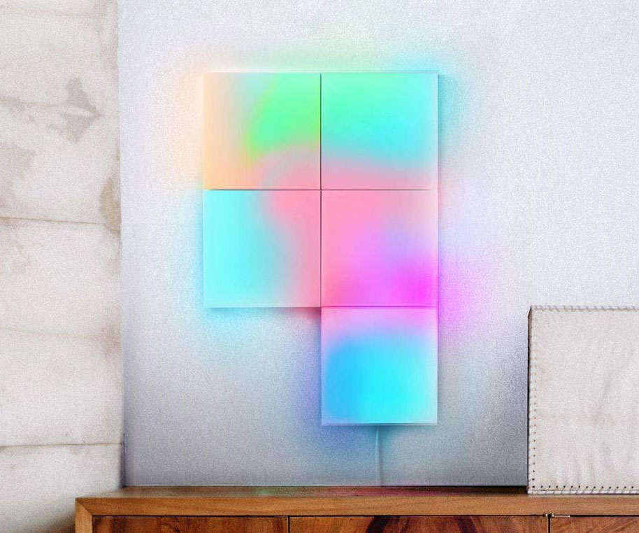 Modular Light Surface Tiles