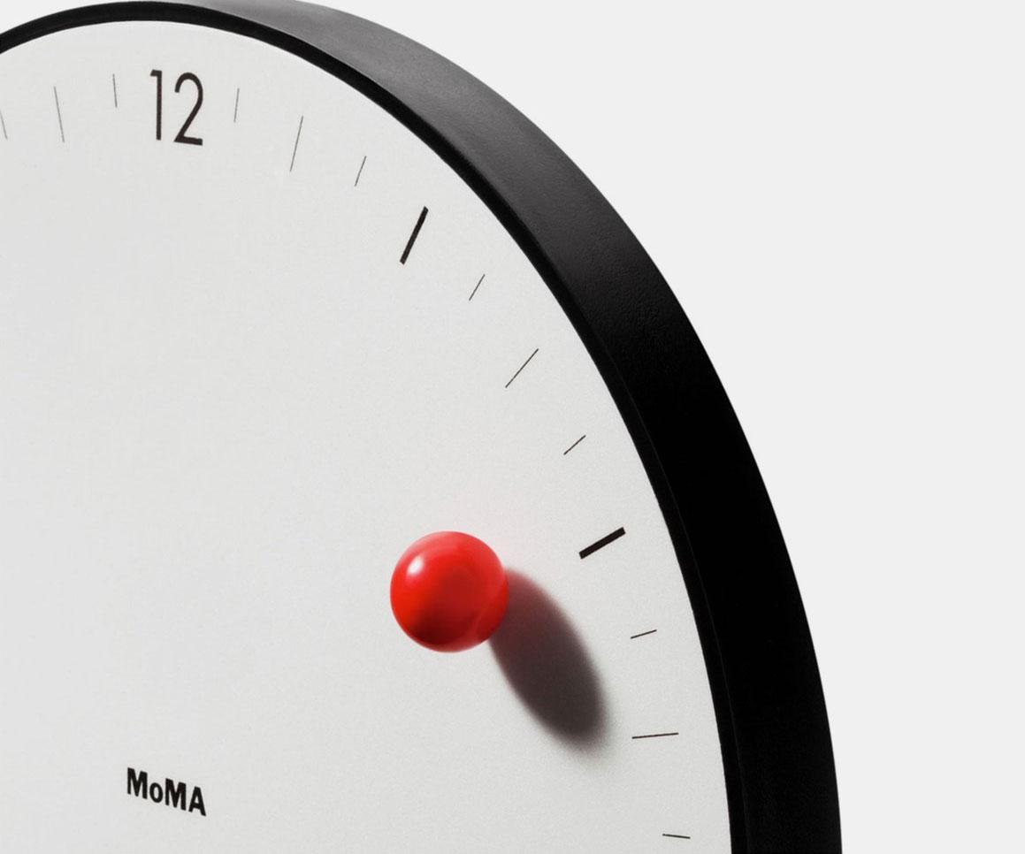 Timesphere Minimalist Clock