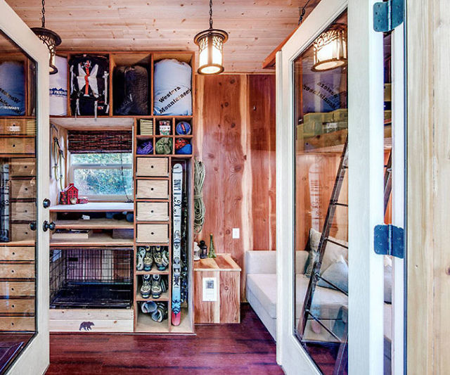 Phenomenal Tiny Home Building Plans Largest Home Design Picture Inspirations Pitcheantrous