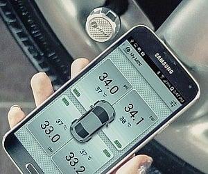 Tire Pressure Monitoring S...
