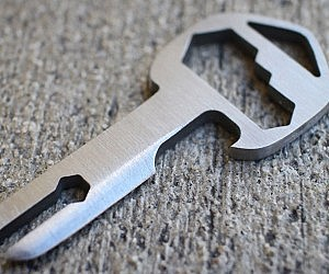 Titanium Multi-Tool Key