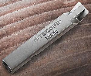 Titanium Survival Whistle