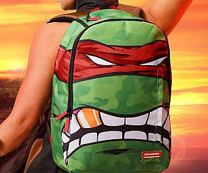 Teenage Mutant Ninja Turtle Backpacks