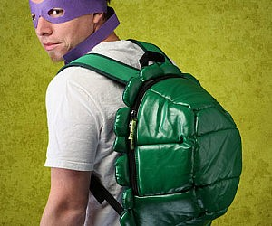 TMNT Shell Backpack