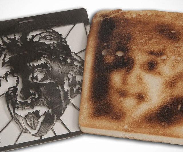 Thru west bend toaster slide