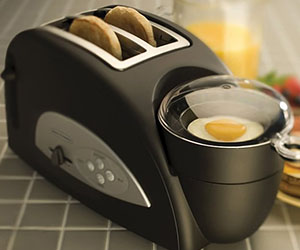 Toaster Egg Poacher
