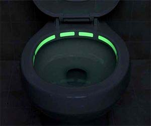 Toilet Illuminating Strips