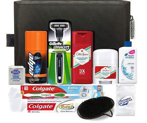 Toiletry Travel Kits