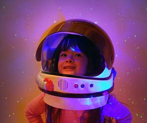 Toy Astronaut Helmet