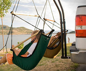 Trailer Hitch Hammock