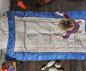 Trampoline Blanket Cover
