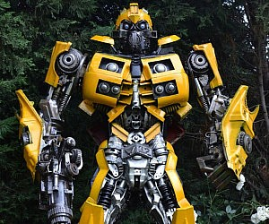 Transformers Bumblebee Statue