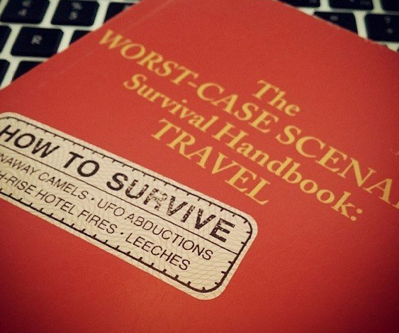 Worst Case Scenario Survival Book