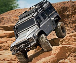 Traxxas R/C Land Rover Def...