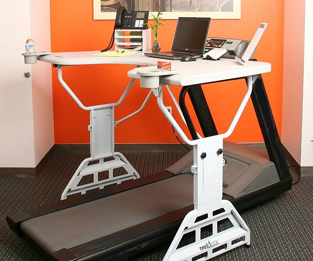 & Treadmill Desk Workstation