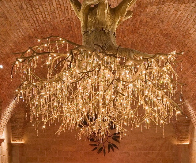 Surprising Chandelier Tree Light Images Simple Design