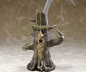Tree Man Incense Burner