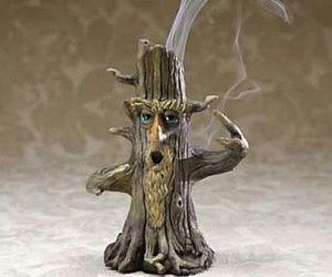 Tree Man Incense Burner
