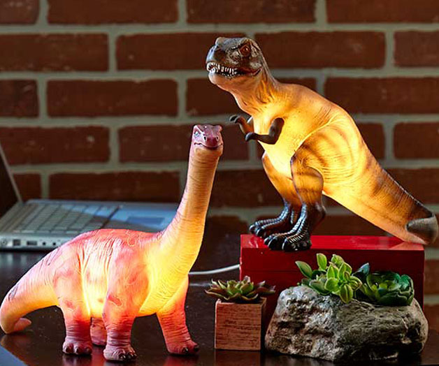 Dinosaur Table Lamps - Table Lamps