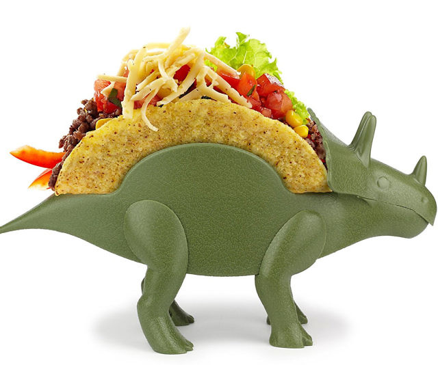 Triceratops Taco Holder  sc 1 st  ThisIsWhyImBroke : taco holder plate - pezcame.com