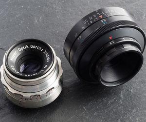 Trioplan F2.9/50 Camera Lens