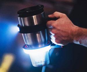 Tumbler Holder Flashlight ...